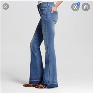 Mossimo High Rise Flare Jeans!